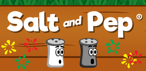Salt and Pep® Logo