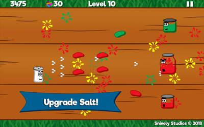 Salt and Pep screenshot - Snively Studios